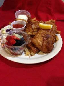 Elks Lodge - Fish Fry Dinner
